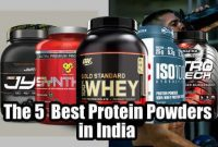 5 Best Protein Powder In India (2021)- Buying Guide, Review & Price